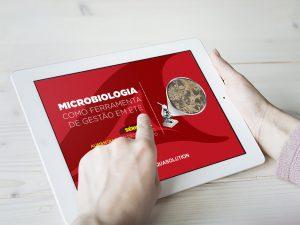 E-book de Microbiologia como Ferramenta de Gestão de ETEs | Acquasolution Tratamento de Água e Efluentes